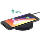 A melhor compra do carregador sem fio rápido poderoso o mais novo para Samsung S8, iPhone 8 para o iPhone X