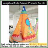 Festa no Jardim de Aço de impressão personalizado filhos jogam Tipi tenda