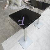 Corian marbre Café Restaurant Fast Food Cafe Table et chaise