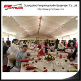 Grosses 1000 Leute-Hochzeits-Zelt für temporären Ereignis-Mietverbrauch