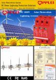 Instalación fotovoltaica de la protección inalámbrica DC de intercepción de sobrevoltaje