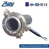 Außendurchmesser-Eingehangener beweglicher pneumatischer Riss-Rahmen/Rohr-Ausschnitt und abschrägenmaschine - Sfm1218p