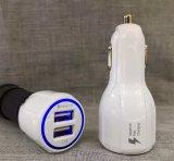 Chargeur duel rapide de véhicule d'OEM USB pour l'iPhone 6/7/8