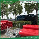 Ningún tubo de la funda del PVC de Protecing Mpp de la contaminación de la radiactividad