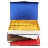 本の形の磁気閉鎖のギフト用の箱の卸売をカスタマイズしなさい