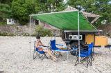 Tenda esterna di campeggio della tenda superiore del tetto dell'automobile per le automobili