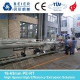 PERT-Rohr-Produktionszweig
