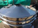 Acero inoxidable 304/316 de la pantalla de giro de la máquina para hojas de té