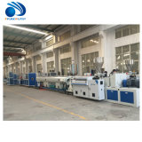 Machine en plastique de production d'extrusion de pipe d'ABS du PC PMMA