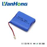 navulbare Batterij 472023 180mAh voor MP3