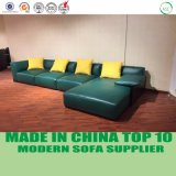 Sofá moderno de Sectionals da mobília da sala de visitas da forma com Chaises