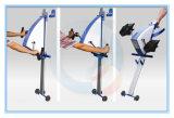 Attrezzo ginnico passivo continuo di movimento per riabilitazione superiore e più bassa del membro
