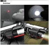 [ليغتويغتد] إسكان بلاستيكيّة أحمر ليزر جهاز تسديد و200 تجويف صغير [كر] [ق5] [لد] مصباح كهربائيّ [كمبو]