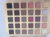 Últimos cosméticos también hechos frente de la gama de colores del sombreador de ojos de la colección 30colors del maquillaje