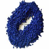 Qualität pp. PET blaue Masterbatch berühmte Fabrik-China-Qualität und Preis für Kasten