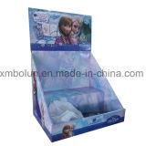 化粧品の販売のための構成の記憶装置のボール紙のカウンタートップの陳列台