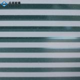 Keramische Fritte beschichtetes doppeltes Panel-Zwischenwand-Haut-Isolierglas