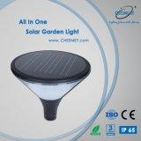 Diseño moderno de las luces solares Solar Jardín Lightging iluminación solar al aire libre