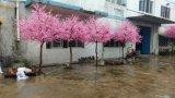 벚나무 구 SL4009134의 인공적인 플랜트 그리고 꽃