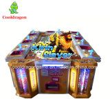 De Software van Cooldragon van de Machine van het Videospelletje van de Machine van het Spel van de Vissen van de arcade