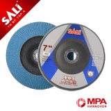 High Sharpness T27/T29 Zirconia Aluminated Abrasive Flap Disc Abrasive Wheel