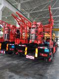 Plate-forme de forage du camion DDP300 pour le perçage de faisceau avec le trépan à carbure et à diamants