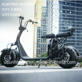 Banheira de venda de Moto Scooter Eléctrico bicicleta com marcação CE