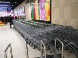 Caddie-Supermarkt-Einkaufen-Laufkatze-Kettenladen-Einkaufswagen