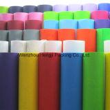 Personalizar telas não tecidas bonitas dos PP Spunbonded das cores