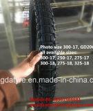 Neumático caliente 300-17, 300-18 275-18 de la motocicleta del certificado del ECE de la venta al por mayor de la venta