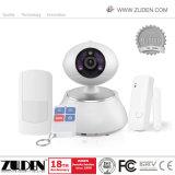 Система безопасности сигнала тревоги домашняя с Ios/Android камерой IP