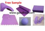 De color púrpura Masterbatch para EVA Bolas/zapatilla