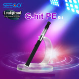 Hot la vente de cigarettes électroniques Ghit Seego PE étanches CBD Vape Pen