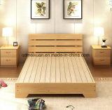 Кровати твердой деревянной кровати самомоднейшие двойные (M-X2331)