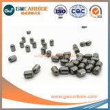 Botão de perfuração de rocha de carboneto cementado Bits