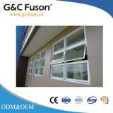 販売の家のためのプラスチックUPVC傾きおよび回転Windows