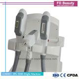 Macchina multifunzionale di IPL di rimozione dei capelli di Shr dell'E-Indicatore luminoso di tre Handpieces IPL