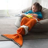 [كلوونفيش] [مرميد] يحبك غطاء لأنّ أطفال [نيم] سمكة