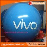 aerostato dell'elio del PVC personalizzato 0.18mm nel cielo per la promozione (B1-210)
