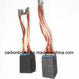 Elektrographit-Kohlebürste Morgan-D374N für Gleichstrom-Motor