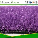 Der bunte künstliche Gras-/Artificial-Rasen, der für Wohn ist, verzieren und arbeiten im Garten (MPY)