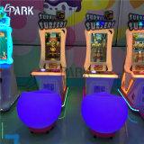 ライトボックスの屋内アーケードの地下鉄のParkourのゲーム・マシン