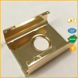 Подгонянная точность штемпелюя пробивая филируя части металла