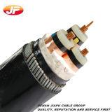 Медным/алюминиевым силовой кабель XLPE изолированный кабелем