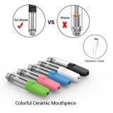 De op smaak gebrachte Pen van Eliquid Cbd Vape van de Sigaret van Vape Seego Elektronische