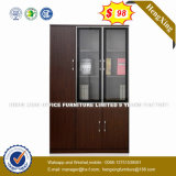Modular de Alto Brilho armário de casa de banho de PVC moderna (HX-8N1537)