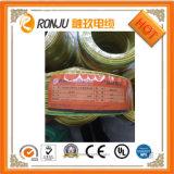 540/750V o invólucro de PVC de cobre revestido com isolamento do fio de alimentação China Fabricante BV