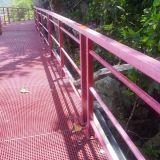 El FRP moldeado Rosa rejillas para la decoración, Esgrima