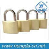 Yh1636 Factory Vente directe de la sécurité du vérin de 30mm Cadenas en laiton