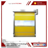 明確な部屋のためのドアの上の自動高速PVC圧延